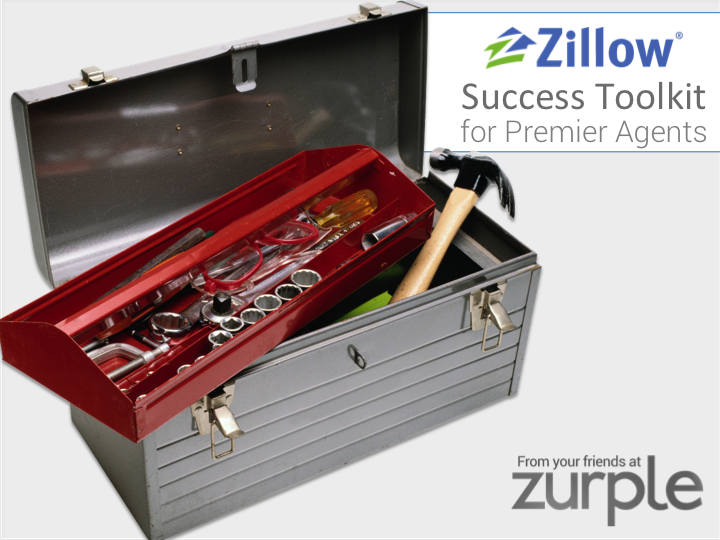 Zillow Success Toolkit